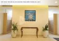 Bán căn hộ 1 phòng ngủ Masteri Thảo Điền giá chỉ 2 tỷ. 0909891900