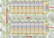 Bán liền kề Mon City TT2, diện tích 96m2, đường 13.5m, hướng Đông Bắc, nhà nguyên bản