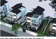 Chính chủ bán 2 lô liền kề 5x16 dự án green riverside phú xuân hà bè giá 15tr/m2.lh.0934548639