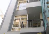 Nhà trệt 3 lầu cực đẹp đường Ký Con, P. Nguyễn Thái Bình, Q1, 4.2x18m, thu nhập 90.88 triệu/th