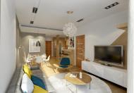 Cho thuê căn hộ CC Vinhomes Nguyễn Chí Thanh, 55m2 thiết kế 1 phòng ngủ, 2Wc, đủ đồ, 20 triệu/th