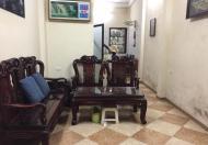 Cho thuê nhà riêng khu Ngọc Khánh, DT: 4 tầng x 38m2, 4PN, 9 triệu/tháng