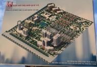 Bán nhà biệt thự, liền kề tại KĐT mới Quế Võ, Quế Võ, Bắc Ninh diện tích 113.9m2 giá 14tr/m2