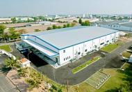 Bán xưởng trên đất 11000m2 có nhà xưởng 7010m2 tại Bắc Ninh, Thuận Thành 3, KCN Khai Sơn