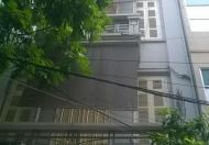 Cho thuê nhà ngõ 51 Hoàng Cầu, DT: 75m2 x 4 tầng, ô tô đỗ cửa
