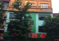 Cho thuê nhà mặt phố Đội Cấn, MT 7,5m, quận Ba Đình. LH 0931733628