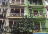 Bán gấp nhà chia lô, DT: 60m2, 4 tầng, ngõ 25, phố Phan Đình Phùng, Ba Đình