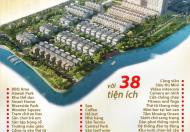 Bán 10 biệt thự Jamona Golden Silk ven sông cuối cùng, đường Bùi Văn Ba, quận 7, CK đến 900tr