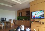 Cho thuê căn hộ tòa 34T Hoàng Đạo Thúy, 160m2, 3 PN, đủ tiện nghi, 13 triệu/tháng. LH: 0936061479