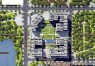 Chính chủ bán căn góc số 11 tòa D chung cư Mandarin Hòa Phát, View Vườn Hoa