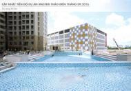 Định cư bán gấp căn 2PN Masteri Thảo Điền, view Q1, sông Sài Gòn. Giá 2,5 tỷ, LH 0906889951