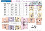 CC bán cắt lỗ CHCC, CT2 Viện 103 Văn Quán, căn 1508, 105.87m2, giá 15tr/m2. LH: 0947 925 248