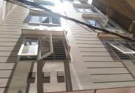 Nhà mặt phố Trương Định, Hai Bà Trưng, 36m2, 4 tầng, giá 3.7 tỷ