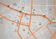 Bán gấp liền kề 96m2 và 120 m2 HD Mon City để chữa bệnh