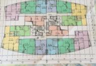 Cần bán căn hộ chung cư CT2 Yên Nghĩa, căn 03. DT 69,8m2 giá 12tr/m2 (2PN) cửa Đông Nam