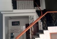 Bán nhà 3 mê 3 tầng lệch mới đẹp kiệt ôtô 6m đường Lê Thanh Nghị, ôtô đậu trước nhà thoải mái