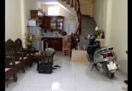 Cho thuê nhà riêng Hoàng Ngọc Phách, 60m2*4T, tầng 1 rộng rãi, khu đông dân cư