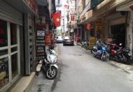 Nhà mặt phố Vũ Hữu - Thanh Xuân, KD sầm uất, Đang cho thuê KD 12tr/1tháng, DT 41m2, MT 4m, Giá 6.2 tỷ