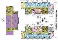 Chính chủ bán CH chung cư 219 Trung Kính, căn tầng 1508, DT: 68m2 giá bán: 32 tr/m2, LH: 0963922012