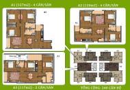 Bán căn hộ chung cư HUD3 Tower, căn hộ số 2001, số 121 - 123 Tô Hiệu, Quận Hà Đông, Hà Nội