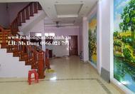 Cho thuê nhà có 5 phòng ngủ khép kín tại khu Đô thị Đại Dương, TP.Bắc Ninh