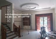 Cho thuê nhà 6 phòng mới hoàn thiện tại khu Dabaco, trung tâm TP.Bắc Ninh