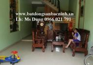Cho thuê nhà 3 tầng 4 phòng Lý Đạo Thành, Ninh Xá, TP.Bắc Ninh
