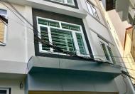 Nhà 4 tầng phố Nguyễn Tường Loan, 50m2, hướng Đông, ngõ thông rộng 5m. Giá 1.9 tỷ