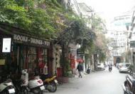 Cc bán nhà mặt phố số 25 Hạ Hồi,45m2 x 5 tầng mới