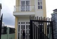 Cho thuê nhà 1 trệt 1 lầu giá 8tr/th, gần karaoke The Voie, phường Phú Lợi, Thủ Dầu Một, Bình Dương