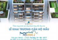 Chỉ cần 500 triệu sở hữu ngay Căn hộ cao cấp mặt đường Nguyễn Hoàng LS 0% trả góp 20 năm.LH: 0904529268