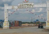 Khu Đô Thị MeGa City Bán Nhanh 20 lô Đất 100m Chỉ 450tr/nền Chiết Khấu Ngay 5 chỉ Vang