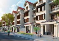 Cho thuê liền kề Bắc Hà, Tố Hữu, diện tích 78 m2 x 4,5 tầng, nhà mới đẹp