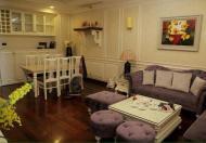 Cho thuê căn hộ chung cư Eurowindow tầng 19, 95m2, 2 phòng ngủ, đủ nội thất, 16 triệu/tháng