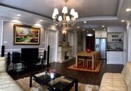 Cho thuê căn hộ cao cấp tại 36 Hoàng Cầu, Tân Hoàng Minh 130m2, 3PN, đủ đồ view hồ giá 19 tr/th