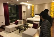 Cho thuê căn hộ cao cấp tại 36 Hoàng Cầu, Tân Hoàng Minh 130m2, 3PN, đủ đồ view hồ, giá 19 triệu/th