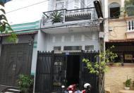 Bán nhà hẻm Lê Sát 4m x 6m, 1 lầu 1 lửng, hẻm thông, 2 phòng ngủ, 2 toilet, nhà mới vào ở liền