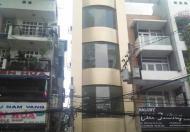 $Cho thuê nhà MT Võ Văn Tần, Q.3, (DT: 4x30m, 1 trệt, 6 lầu, thang máy). Giá: 100tr/th