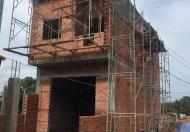 Nhà mới xây gần chợ Bình Chánh, SHR, 380 triệu, 100m2, tiện đầu tư kinh doanh
