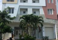 $Cho thuê nhà mới xây MT Nguyễn Bính, Q.7, (DT: 12x18.5m, 1 hầm, 1 trệt, 4 lầu). Giá: 125tr/th