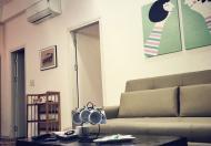 Cho thuê căn hộ chung cư Hà Thành Plaza diện tích 105m2 thiết kế 2 phòng ngủ, full đồ giá 13tr/th