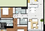 Căn hộ cho thuê quận 2, 2 phòng ngủ, giá 17 triệu/tháng. Liên hệ Ngọc 0934 035 394
