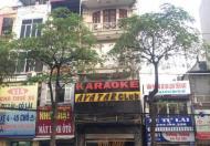 Cho thuê nhà mặt tiền đường Hai Bà Trưng, 1 trệt, 3 lầu, đối diện bến Ninh Kiều, Cần Thơ