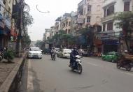 Bán nhà mặt phố Lê Thanh Nghị, quận Hai Bà Trưng, 170 m2, MT 6m, vỉa hè 2m, vị trí vàng