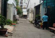 Bán nhà hẻm 6m Lê Sát, P. Tân Qúy, Tân Phú, (DT 4.5x15m, 2 tấm, giá 4.1 tỷ)