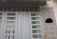 Cho thuê nhà hẻm 288 Tân Hòa Đông, DT: 4x18m, Q. Bình Tân