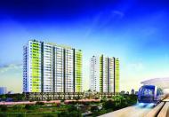 Định cư nước ngoài cần bán gấp căn hộ Moonlight Đặng Văn Bi, giá 1,7 tỷ, căn 2PN view hồ bơi, có TL