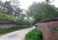 Cần bán gấp lô đất 1380m2, đất thổ cư, vị trí đẹp xã Cư Yên