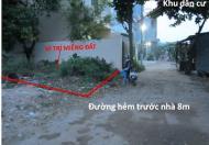 Cần bán nền đất 290m2 MT đường Vĩnh Lộc Bình Chánh giá 1.25 tỷ, SHR