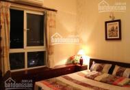 Cho thuê căn hộ chung cư tập thể B8 Kim Liên, Phạm Ngọc Thạch, DT 50m2, 2PN, đủ đồ, giá 5tr/th